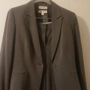 Jones  &  Co Suit Gray